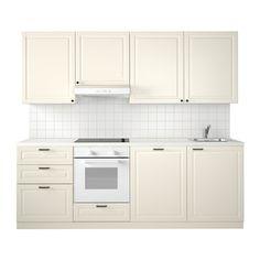 METOD Kuchyně - Bodbyn krémová - IKEA