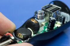 Produkt Test Aukey Dual USB Autolaegerät Car Charger - zerlegt und vermessen