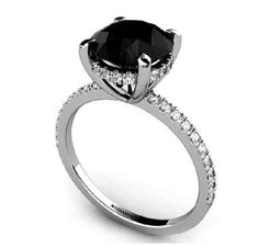 - Glamour and Cheap Black Diamond Wedding Ring Sets for Great Wedding Couple-   Diamond is the most favorite gem stone for wedding rings. Diamond is known as an expensive gem stone which is very luxurious and classy to b. Black Diamond Wedding Rings, Black Diamond Engagement, Engagement Rings For Men, Wedding Rings Vintage, Black Diamond Jewelry, Gold Wedding, Wedding Bands, Diamond Jewellery, Oval Engagement