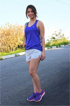 Look Fitness Roxo por Fernanda Evangelista | Livro do diamante em novembro 11, 2013
