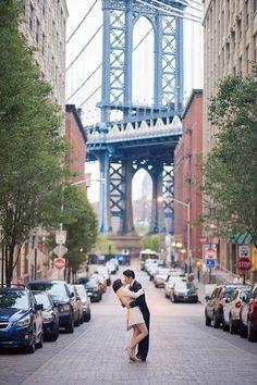Snap by BOM : 뉴욕 스냅 촬영/ 허니문 스냅 사진 | H&J: 브루클린 덤보 뉴욕 스냅 - Snap by BOM : 뉴욕 스냅 촬영/ 허니문 스냅 사진