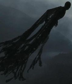 Rowling created the Dementors that haunt Harry Potter, she based them on her experience of depression. Harry Potter References, Yer A Wizard Harry, Albus Dumbledore, Harry Potter Books, Dark Forest, Mischief Managed, Magical Creatures, Dark Art, Hogwarts
