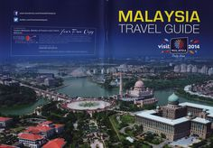 Malaysia Travel Guide 2013 tourism travel brochure | by worldtravellib World Travel library