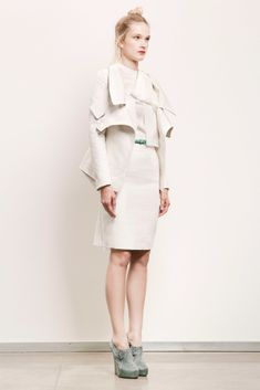 Antonio Berardi Pre-Fall 2011 Collection - Vogue