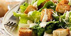 Receita de molho caesar para salada