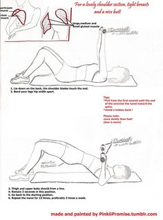 Exercise for the Transversus Abdominis  (AKA the muscle that pulls in the ring of your waist)    One area of your abs you may be neglecting is the transversus abdominus - without working it, you run the risk of developing a square torso (straight up and down) rather than an hourglass one (tapered at the waist). Here's what you can do along with your usual ab workout:        Get on all fours, back straight, looking down.      Exhale completely, then hold your breath.      Pull your belly…