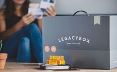 Homepage | Legacybox