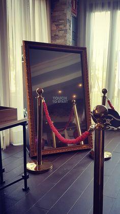 Tu Espejito Mágico, mirror photobooth.