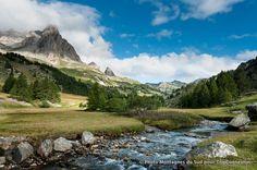 #montagnes des #Alpes du Sud, #France