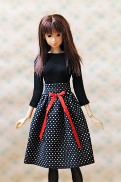 Outfit for momoko doll Unoa Pullip J-doll and di LazyDaisyWorkshop
