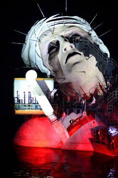 Bregenzer festspiele opera stage