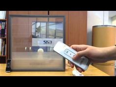 Vitswell SSB(Smart Section Blinds) actuality vedio
