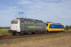 Trains, Railways and Locomotives: Railcolor.net