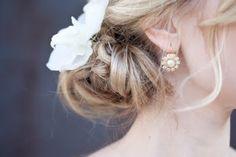 gorgeous #wedding #hair #updo