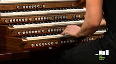 """Cameron Carpenter performs J. S. Bach's """"The Great Fugue in G Minor"""" live on Q2 Music in The Greene Space. 4/20/2012 -- The virtuosic composer-organist Camer..."""