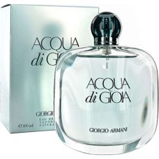 Giorgio Armani Acqua Di Gioia eau de parfum, 100 ml|zomer geuren|verzorgings musthaves|op vakantie|zomer - Vivolanda