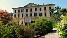 Villa Paravicini, Como   Villa Paravicini, Como   #lake #Como #Lago #Italy #lakecomoapp #villa