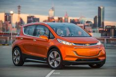 All-electric Chevrolet Bolt will be sold in 50 states.