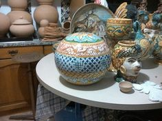 Arte ceramica italia sicilia