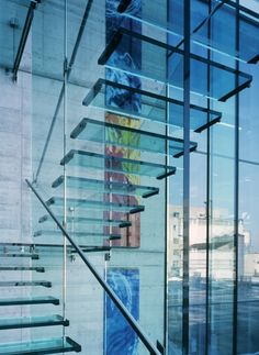 GLASS ON WEB - Glass News - Continuing Trend towards Glass in interior Zones
