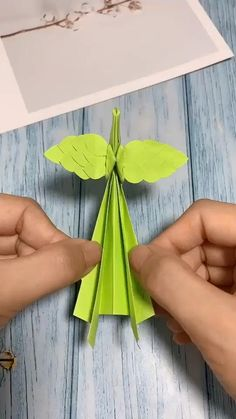 Diy Crafts Hacks, Diy Crafts For Gifts, Diy Arts And Crafts, Creative Crafts, Kids Crafts, Diy Projects, Diys, Kids Diy, Instruções Origami