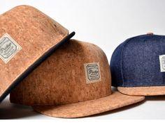 Cork 5 Panel Snapback Cap by PRIVILEGE