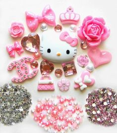 LOVEKITTY DIY Kitty Bling Bling Cell Phone Case Resin Flatback Kawaii Cabochons Deco Kit / Set lovekitty http://www.amazon.com/dp/B0085OW2MM/ref=cm_sw_r_pi_dp_ofUoub07XRP86