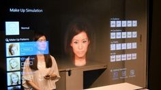 Panasonic launches Interactive Mirror at Gitex - Khaleej Times