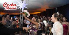 Bolo Fake + Caixa Bouquet + Bouquet de Noiva por apenas R$ 389.. Parcele em até 12X no cartão..