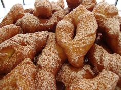 Greek Sweets, Greek Desserts, Greek Recipes, Fun Desserts, My Recipes, Snack Recipes, Dessert Recipes, Cooking Recipes, Snacks