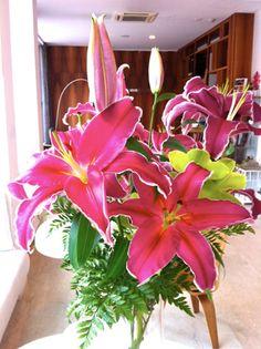 Hall & Flowers