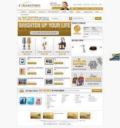 Magento base E-Commerce website developed in Magento and contains product list with photo gallery. Also, integrated with Shopping cart, PayPal, Facebook and Twitter with Shipping Module.Home decor and general accessory products.  #magento #website #development #design