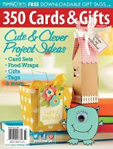 Paper Crafts 350 Cards & Gifts: Volume 2 - check out owl card set by Shanna Vineyard