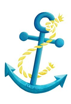 Blue Anchors <3 <3 <3