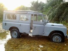 Series Land Rover.