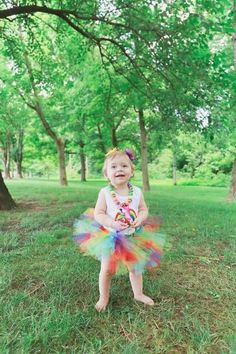 Rainbow DressRainbow BirthdayRainbow TutuRainbow PartyRainbow BabyBaby Girl DressGirls/' DressesRainbow CostumeBlue DressBlue Tutus