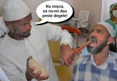 Bancuri cu dentiști