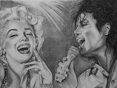 ... Marilyn e Michael ... by CristinaC75