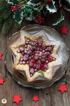 Italian Cake, Good Food, Yummy Food, Christmas Desserts, Cake Cookies, Cookie Recipes, Food And Drink, Sweets, Cooking