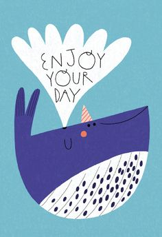 'Happy whale' - Birthday card template you can print or send online as eCard for free. Whale Birthday, Happy Birthday Best Friend, Birthday Fun, Birthday Cards, Sister Birthday, Birthday Ideas, Happy Birthday Pictures, Happy Birthday Messages, Happy Birthday Greetings