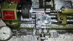 Modifications and Improvements to a Unimat SL 1000 Lathe Small Metal Lathe, Diy Projects, Workshop, Tools, Projects, Lathe Chuck, Atelier, Instruments, Handmade Crafts