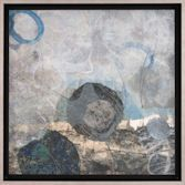 Clicart 'Pathways II: Wave' Print on Wrapped Canvas Canvas Art, Canvas Prints, Abstract Shapes, The Fresh, Pathways, Custom Framing, Painting Prints, Art Prints, Art Reproductions