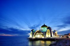 Malacca-Straits-Mosque