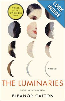 The Luminaries: A Novel (Man Booker Prize): Eleanor Catton: 9780316074315: AmazonSmile: Books