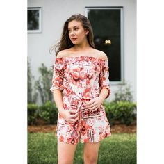 Sunset Romper by Veronica M