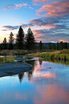 Boundary Creek, Yellowstone National Park, Wyoming, Wyoming; photo by Michael Greene
