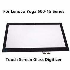 For Lenovo Yoga 500-15IBD 80N6 Yoga 500-15ISK 80R6 Yoga 500-15IHW 80N7 Touch Screen Panel Digitizer Sensor Glass Replacement #Affiliate
