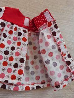 Oui, j'avais dit que novembre serait consacré à mon Bilou, mais j'avais aussi lancé un petit défi de couture pour poupée et proposé un tuto avec des conseils et des patrons. Donc puisqu…