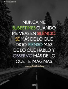 Ciertas frases - Rebel Without Applause Spanish Inspirational Quotes, Spanish Quotes, Quotes En Espanol, Little Bit, Motivational Phrases, Les Sentiments, Wise Words, Favorite Quotes, Positive Quotes