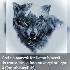 It is easy to detect the devil when he is coming at you like a roaring lion. However it's far more dangerous when he comes like an angel of the light.  Never forget, that we can't beat the devil. Not by ourselves. He was an angel once, and he's powerful. Also, even though we often speak of the devil, there are many devils. Uncountable. And all of them were angels once. Powerful beings. Once their only goal was to glorify God, now the only goal in their existence is to destroy everything God…